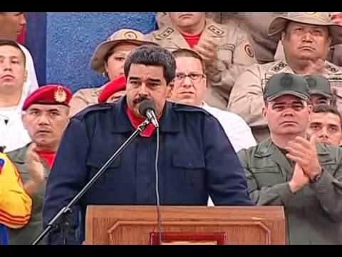 """Ordena Maduro un 13-A en lo económico: Radicalización y """"cero sonrisitas"""" con la burguesía"""