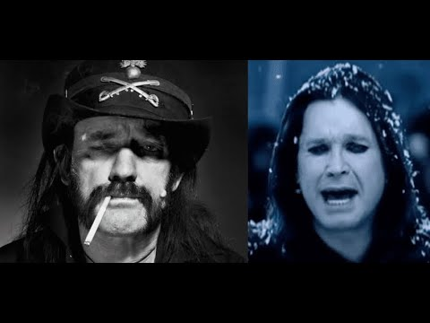 """new verison of song """"Hellraiser"""" released w/ Ozzy and """"Lemmy"""" Kilmister both on it!"""