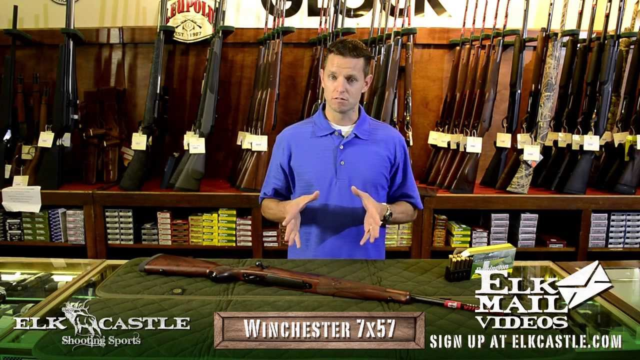 7x57mm Mauser Ballistics GunData org