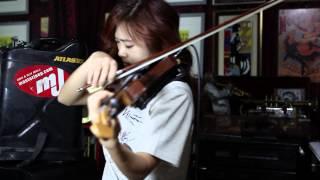 문밖에 있는 그대 - Electric violinist Jo A Ram
