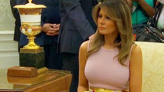 Will Melania Trump Attend John McCain's Funeral?