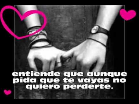 Camila Alejate De Mi Amor Con Letra Youtube