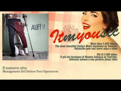 Management Del Dolore Post Operatorio - Il Numero Otto
