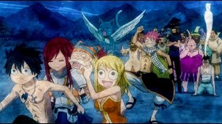 AMV | Fairy Tail |  Here Comes The Hotstepper