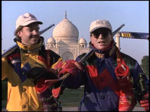 Warren Miller's Film Crew Visits India's Taj Mahal