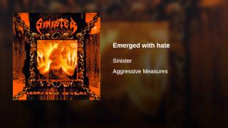 Emerged with hate