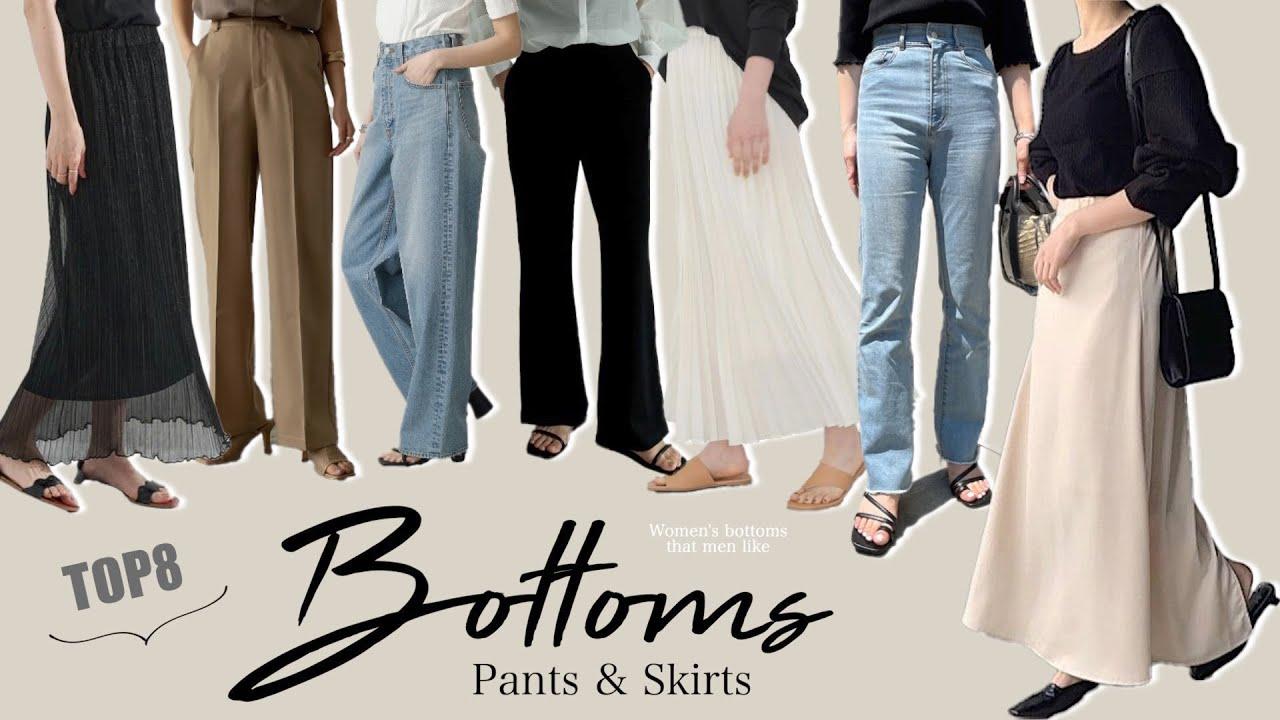 【絶対見て】男性陣に女子の好きなスカートとパンツ聞いたら超意外な結果だった…!