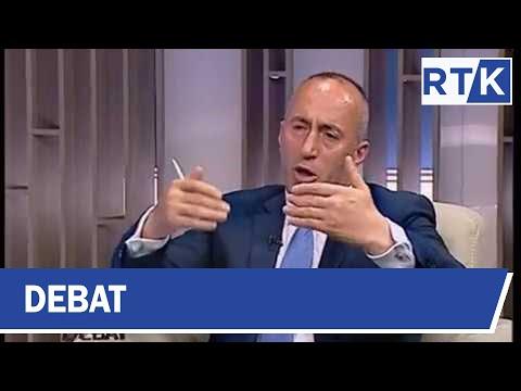 DEBAT - RAMUSH HARADINAJ - KRYEMINISTËR 19.05.2018