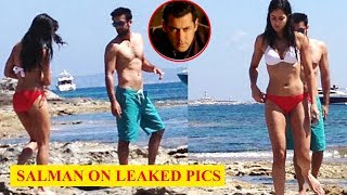 When Salman Khan strongly defended Katrina Kaif on leaked bikini pictures with Ranbir Kapoor