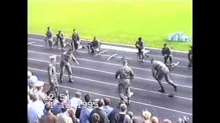 Молдавский спецназ рулит! Fulger 1995.