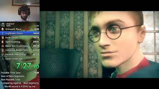[WR] Harry Potter 5 100% in 4:35:04