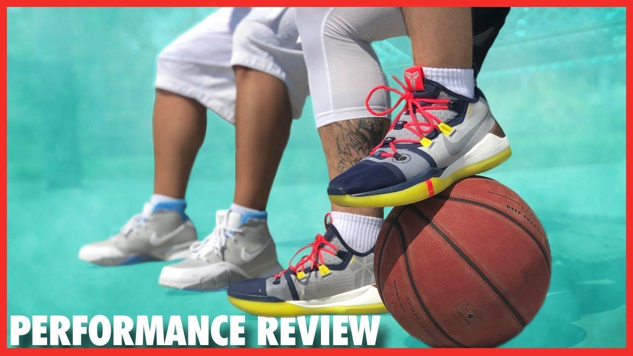 c5334df08ac2 Nike Kobe AD Exodus Performance Review - YouTube