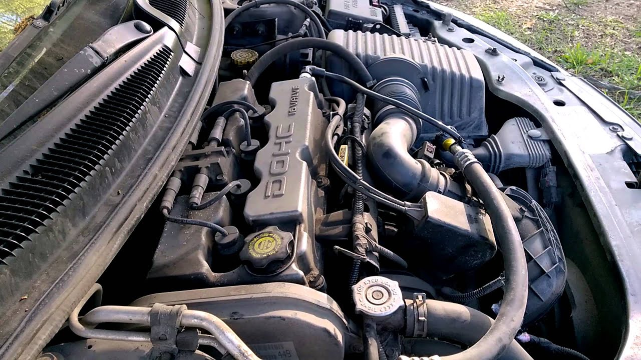Chrysler Sebring 2 4l Dohc P0302 Youtube