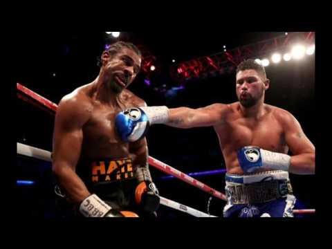Haye vs Bellew: UK Radio Commentary