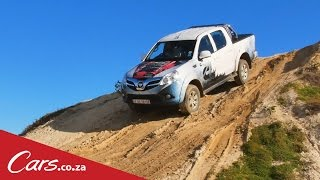 Foton Tunland 4x4 Offroad Test and Review