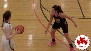 Women's Club Basketball vs  William & Mary (November 10th, 2018)