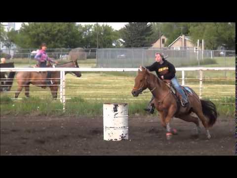 ND04 McHenry County Saddle Club Jackpot 6/4/2015