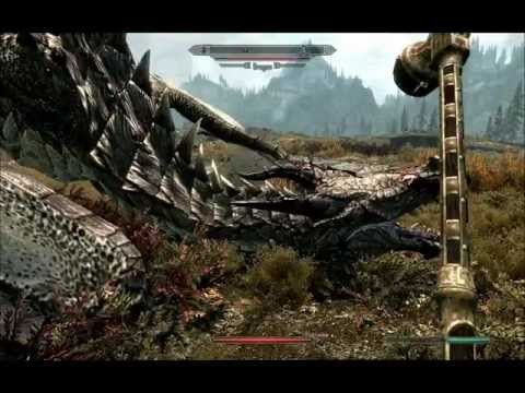 how to kill mammoths and giants in skyrim