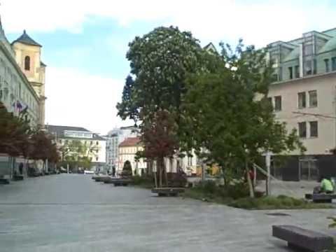 European Vacation 2010: Bratislava, Slovakia