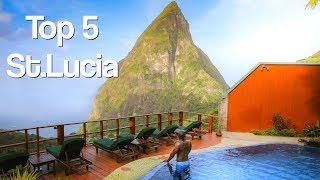 Top 5 Things to do in St. Lucia