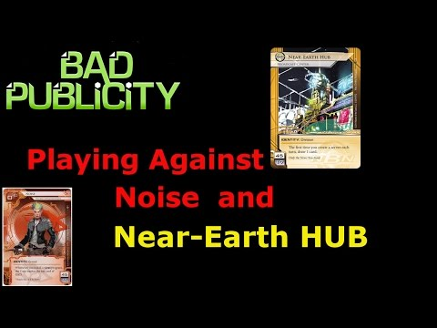 Bad Publicity: Season 03 Episode 02 - Playing against Noise and Near-Earth HUB