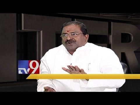 BJP Somu Veerraju in Encounter With Murali Krishna - TV9