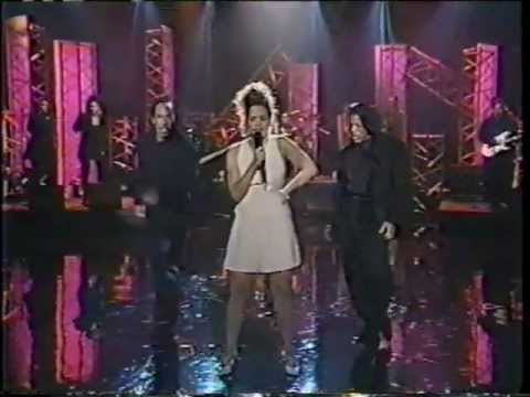 ELISA FIORILLO-On The Way Up-Arsenio Hall Show