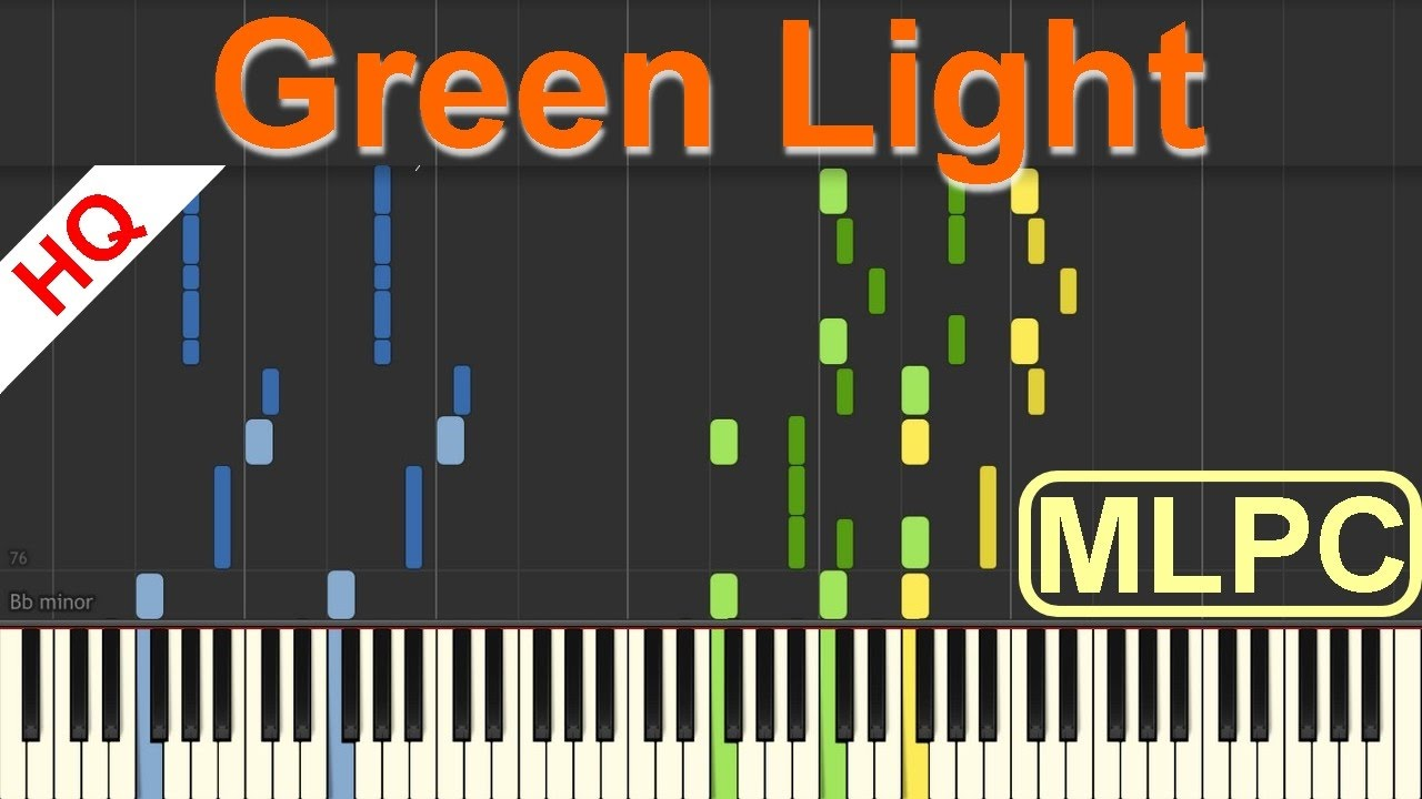 Lorde green light i piano tutorial and sheets by mlpc youtube lorde green light i piano tutorial and sheets by mlpc hexwebz Choice Image