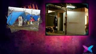 The Butterfly House  System - A New Disaster Relief Shelter Solution Made In The Philippines!
