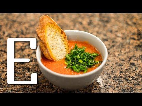 Гаспачо — рецепт Едим ТВ