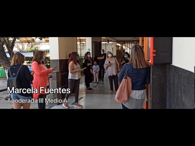 Visita de los delegados del plan BTS de Ñuñoa