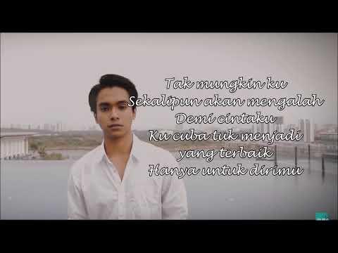 Ariff Bahran - Kata Akhirmu (Lirik)