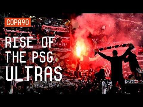 Supporters Not Criminals! The Rise Of The PSG Ultras