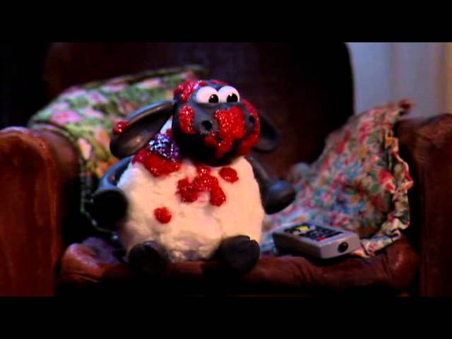 Little Sheep Of Horrors   Shaun the Sheep