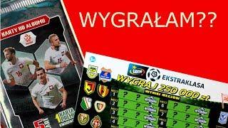 Ekstraklasa • Zdrapki • Czy udało mi się wygrać?