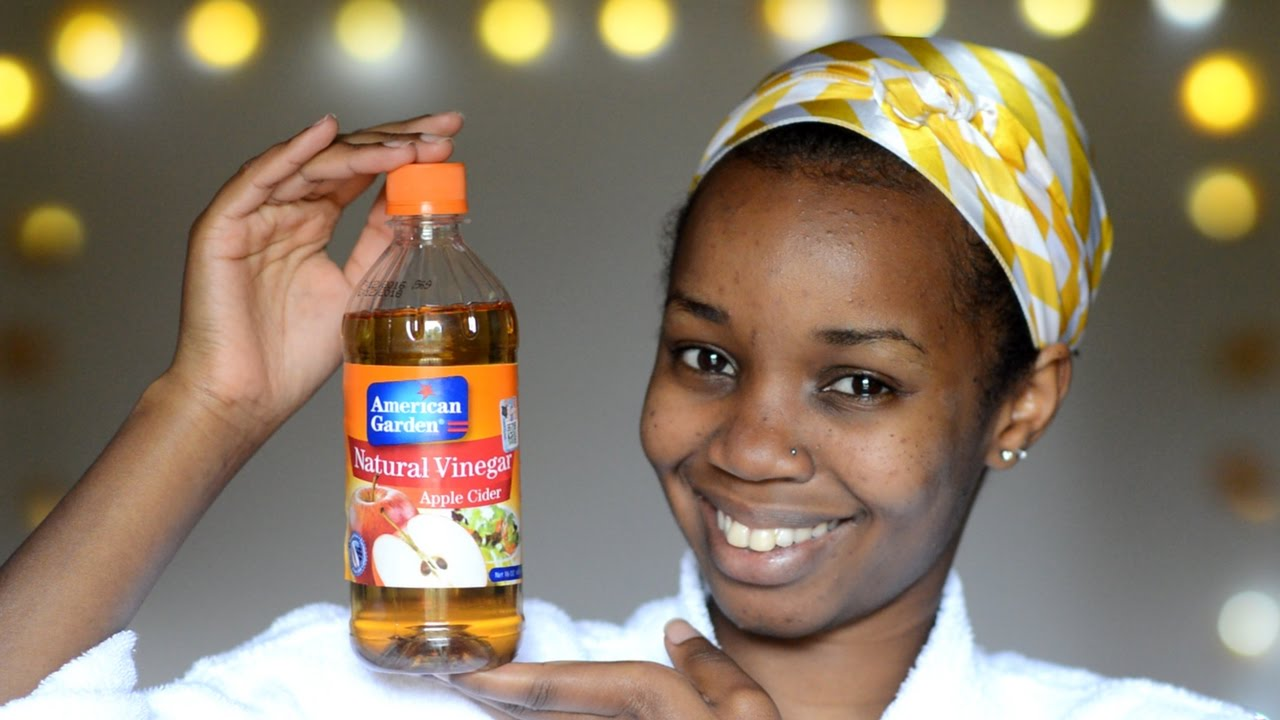 Can you use apple cider vinegar as a face toner