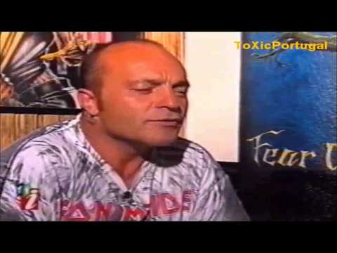 Eddie's Bar Iron Maiden Bar in Algarve TVI 1995