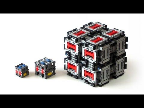 Lego Giant Magic Folding Cube
