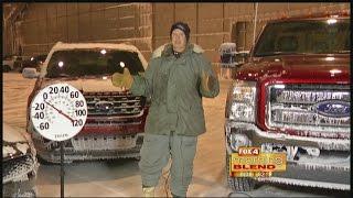 Gambar cover Car you car survive a heat wave and a deep freeze?