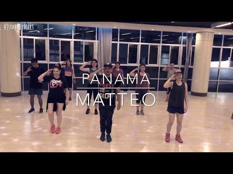 ปานามาไทยแลนด์ ซุมบ้า | Panama by Matteo | Choreography by Zin™ Mart