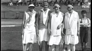 South African Ladies (1929)