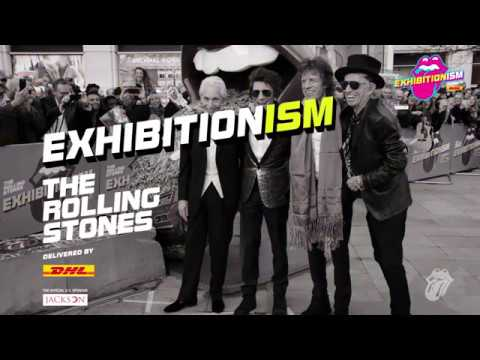 Exhibitionism - The Rolling Stones - Now Open In Chicago!