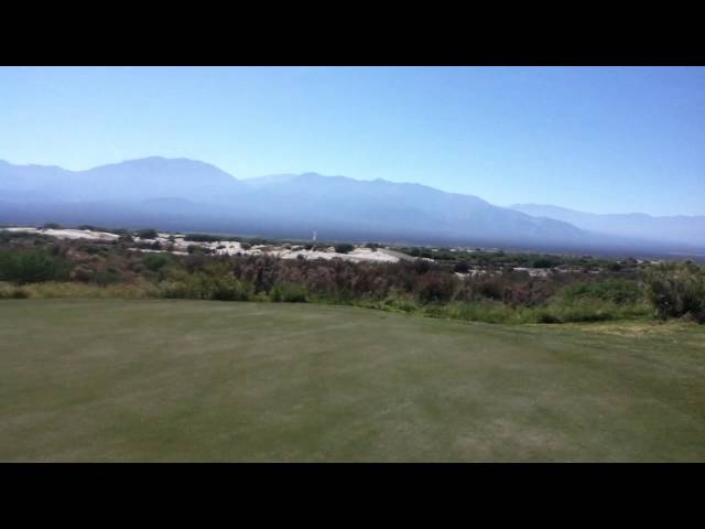 La Estancia de Cafayate Golf Course Panoramic View, Cafayate Argentina