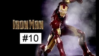 Iron man Mission 10 Full game Walktrought Gameplay XBOX 360 PS 3 PC