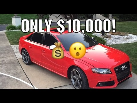 Why and How I Bought My Audi S4