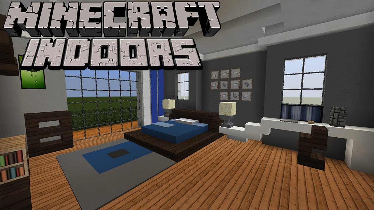 minecraft indoors charming bedroom s2e2 youtube 12392 | maxresdefault