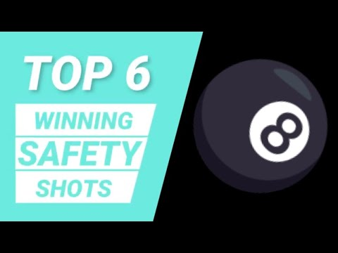 Learn these Top 6 Defensive Strategies and Shots in Pool. Improve Your Safety game!
