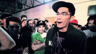 FlipTop - Juan Tamad vs Flict-G