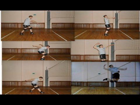 Видео как играть в волейбол. Урок 4. Атакующий удар