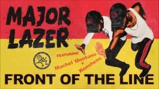 "💋 Major Lazer feat. Machel Montano & Konshens - Front of the Line ""2017 Release"""